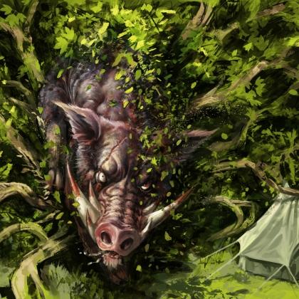 ETU - Wild boar
