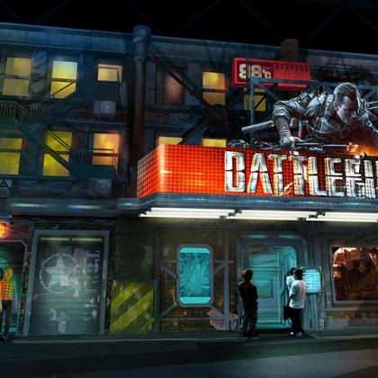 Battlefield - external - paintover